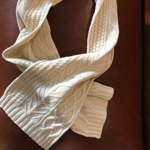 J. Crew winter scarf